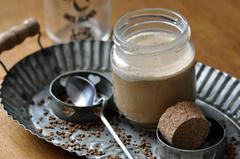 110 kcal. Yaourt au café