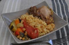 508 kcal. Couscous poulet / agneau