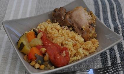 Couscous poulet / agneau