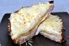 725 kcal. Croque-Monsieur Authentique