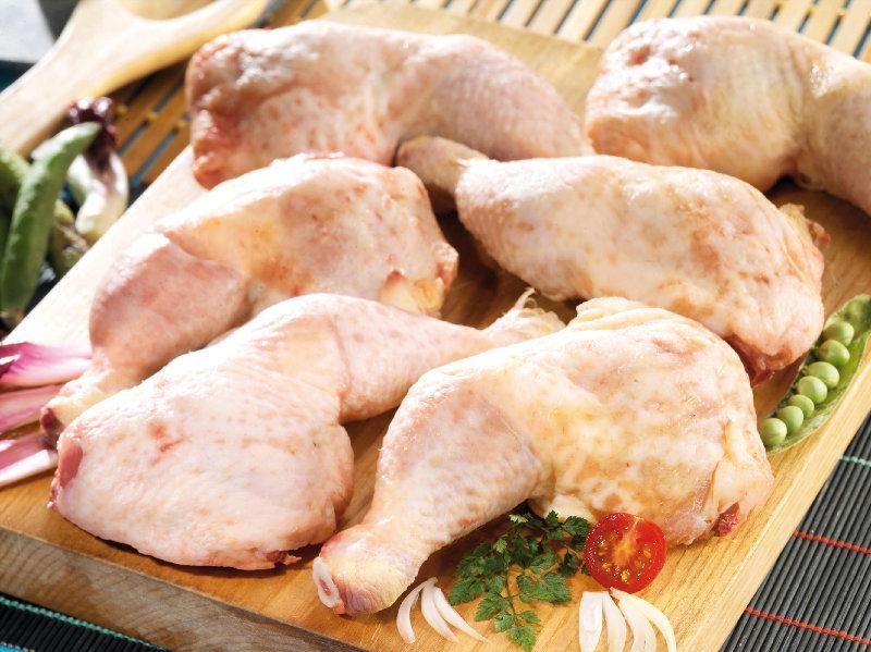 Calories cuisse poulet 161 kcal ig et apports nutritionnels - Cuisiner cuisse de poulet ...