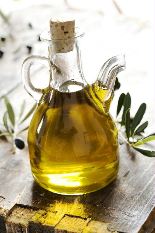 huile olive calories