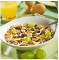 muesli au fruits calories
