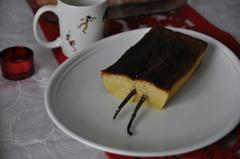 440 kcal. Cake à la vanille