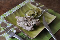140 kcal. Escalope de Dinde et Courgettes en papilotte