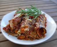 474 kcal. Cannelloni à la bolognaise