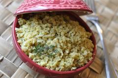 85 kcal. Choux-fleur façon couscous
