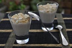 223 kcal. Verrines de Crème de Marrons à la Meringue