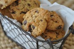 448 kcal. Cookies Américains