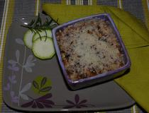 669 kcal. Crumble de courgette