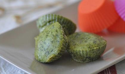 Moelleux de Légumes verts