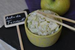 106 kcal. Salade de Fenouil et Pommes