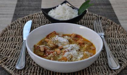 Filet mignon de porc au curry