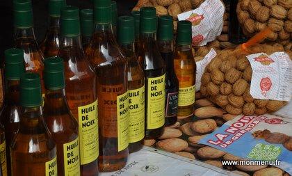 saveur des huiles