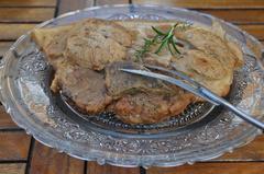 269 kcal. Rouelle de Porc en cocotte
