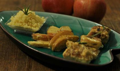 Porc aux pommes