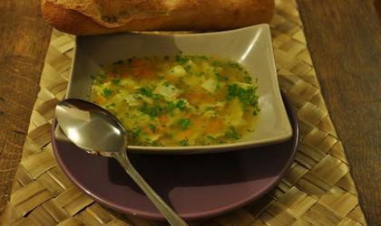 Soupe de Ravioles