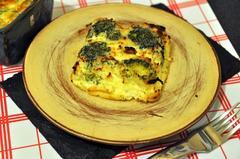 255 kcal. Gratin de Brocolis à la Brousse
