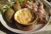 fondue mont d'or recette d'hiver