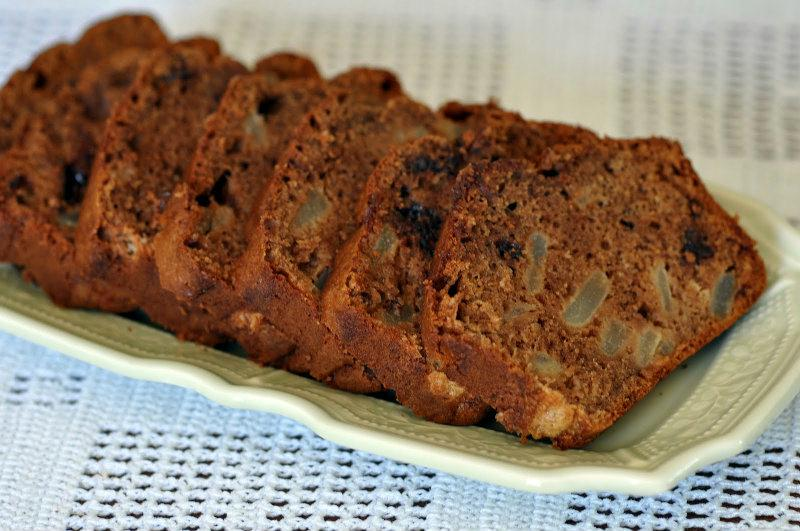 Cake Recette Facile Chocolat : Recette : Cake Poire et Chocolat